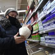 L'inflation alimente la grogne des Russes