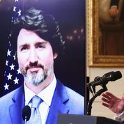 Justin Trudeau apaise sa relation avec les États-Unis de Biden, sans gain immédiat