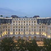 Hôtellerie de luxe: le Peninsula Paris étoffe ses prestations pour sa réouverture