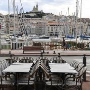 Marseille veut tester un nouveau protocole pour les restaurants