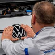 Volkswagen anticipe un net rebond en 2021