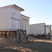 À Blériot-Plage, les chalets menacés de destruction
