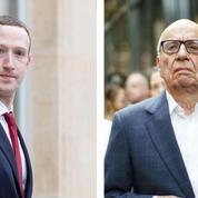 Le jour où Facebook a censuré tous les articles de presse en Australie