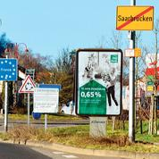 Covid-19: la Moselle ulcérée par les restrictions allemandes