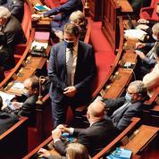 Concurrence d'initiatives chez les députés de la majorité
