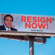 À New York, la chute du gouverneur Andrew Cuomo