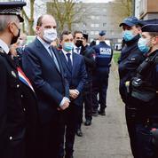 Jean Castex sur le front des violences urbaines
