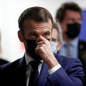 Campagne vaccinale: l'identité politique de Macron mise à l'épreuve
