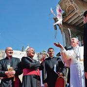 En Irak, le pape appelle les chrétiens d'Orient à ne pas perdre l'espérance