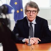 David Sassoli: «Il faut doter l'Union européenne de compétences nouvelles»