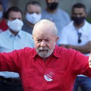 Brésil: Lula prêt à défier Bolsonaro en 2022