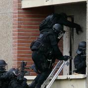 Le raid sous le signe du commissaire Broussard sur France 2