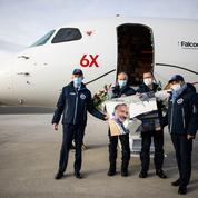Le nouveau Falcon 6X réussit son vol inaugural