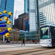 La BCE, coincée entre une reprise économique molle et la hausse des taux obligataires