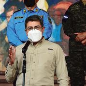 Honduras: le président accusé d'aider les narcotrafiquants