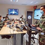Exercice AsterX: l'armée s'entraîne à la guerre spatiale