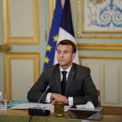 Guillaume Tabard: «Force et risque d'une présidence totale»