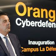 Cybersécurité: «Orange Cyberdéfense a besoin de faire d'autres acquisitions»