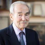 Robert Badinter: «J'ai toujours aimé passionnément le théâtre»