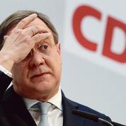 Le nouveau chef de la CDU sous le feu des critiques