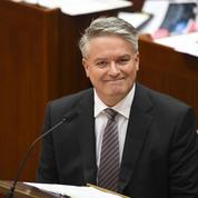 Mathias Cormann, un Australien à la tête de l'OCDE