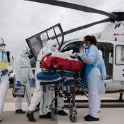 Covid-19: les transferts gelés par les familles des malades