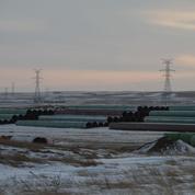 Privés de l'oléoduc Keystone, le Texas pétrolier et le Montana attaquent Joe Biden