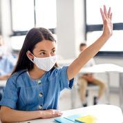 Confinement: quelles sont les mesures en vigueur dans les écoles, collèges, lycées et universités?
