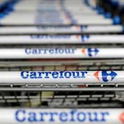 La moitié des Carrefour offriront un service de drive, de drive piéton ou de livraison fin 2021