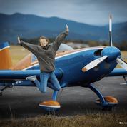 Championne de voltige aérienne, Jeanne Dessaint rêve de devenir pilote de chasse