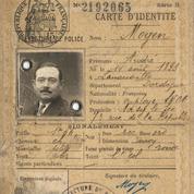 Il y a 100 ans, les premiers pas de la carte d'identité en France