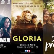 Un homme d'honneur, Je te promets, Gloria … TF1 serial adaptateur de séries