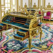 À Versailles, le cabinet d'angle de Louis XV retrouve son éclat