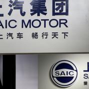 Automobile: Pékin favorise l'émergence dechampionsd'envergure internationale