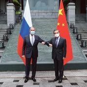 Moscou affiche son partenariat avec Pékin