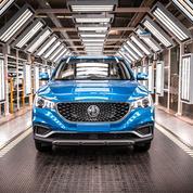 Automobile: les constructeurs chinois à l'assaut de l'Europe