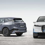 BMW iX, la gamme se précise