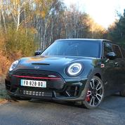 Mini Clubman John Cooper Works, sensations garanties