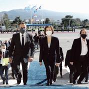 La France réaffirme son soutien à la Grèce face à la Turquie d'Erdogan