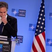 Le secrétaire d'État américain, Antony Blinken poursuit à Bruxelles sa campagne contre Pékin