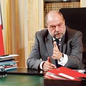 Éric Dupond-Moretti face à la bronca du monde judiciaire
