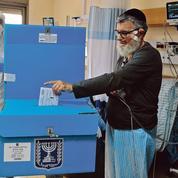 Israël: à Jérusalem, les malades du Covid ont aussi pu voter