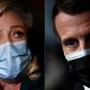 Guillaume Tabard: «Le ''dépassement'', figure imposée pour Macron et LePen»
