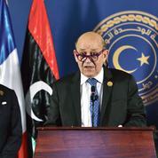Paris, Rome et Berlin s'affichent unis sur le front libyen
