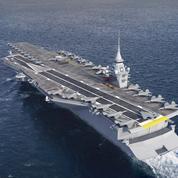 Une alliance inédite pour piloter le porte-avions du futur