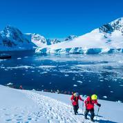 Carnet de voyage en Antarctique, un rêve immaculé