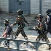 En Inde, les déserteurs repentis de la junte birmane
