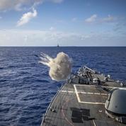 L'US Navy veut contrer la puissance maritimechinoise