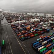 Blocage du canal de Suez: un coût limité pour les ports français qui vont faire preuve de flexibilité