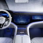 Mercedes EQS, bienvenue dans le monde d'après